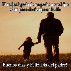 Día del padre imágenes buenos días papa