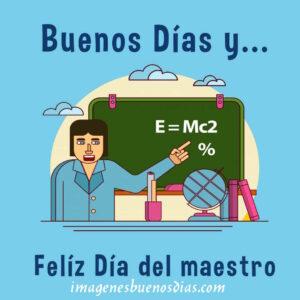 Día del profesor