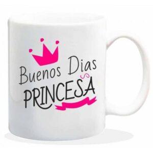 Imágenes Buenos Días de princesa