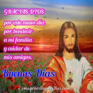 Imágenes buenos días de Dios